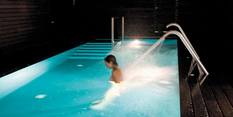 Attraktiv Wasserspiele